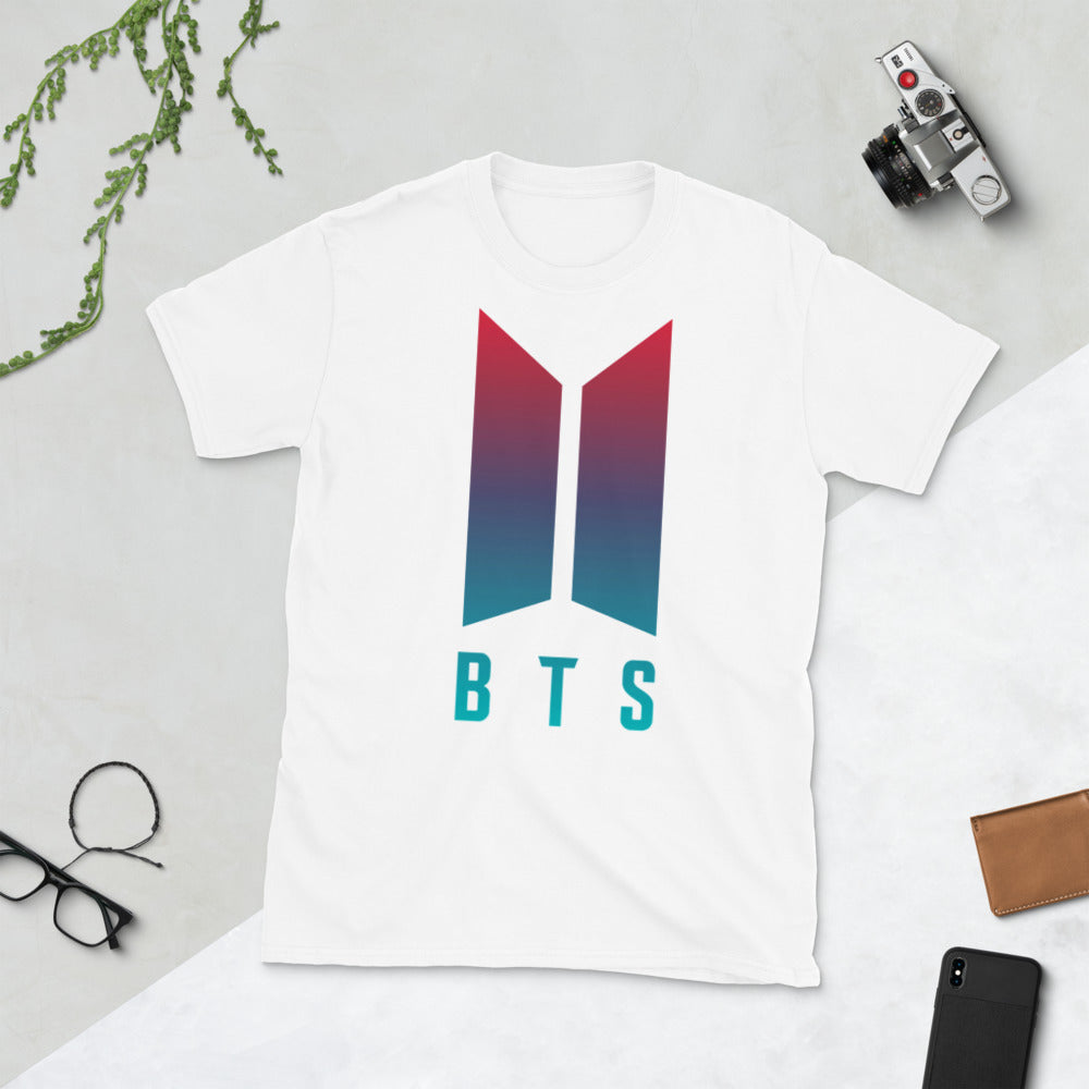 """BTS Gradient"" T-Shirt"