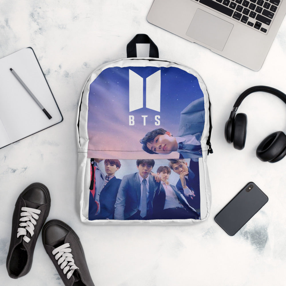 """BTS Members"" Backpack"