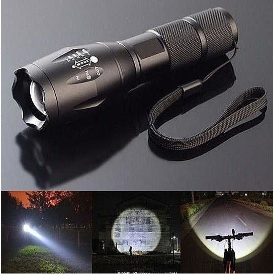 Zoom In A Flash Your Big Flash Light In Small Footprint + Bonus Bike