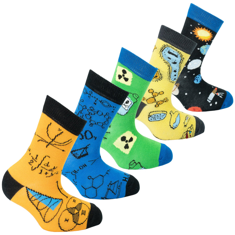 Kids Stem Socks - Xoomkart