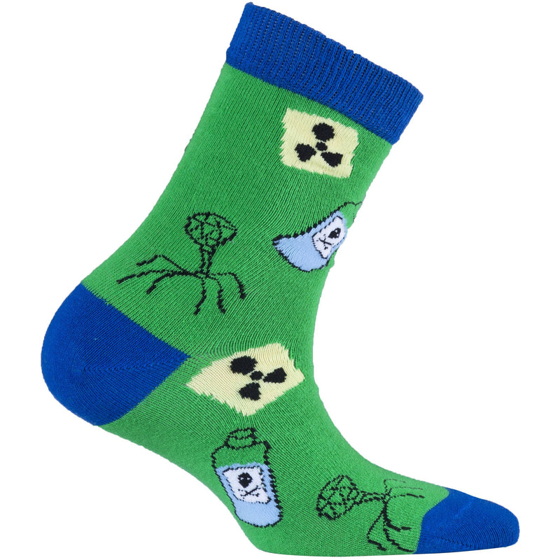 Kids Arts & Science Socks - Xoomkart