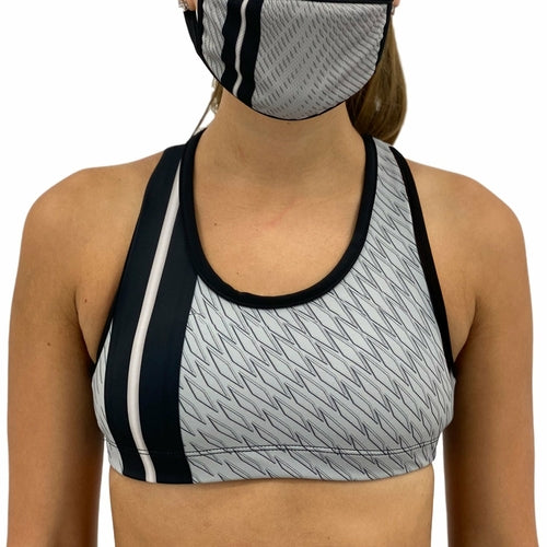 Las Vegas Football Sports Bra - Xoomkart