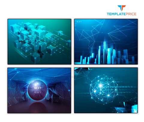 Information Technology Background - templateprice