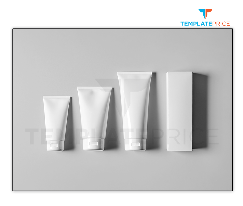 Beauty Product Mockup