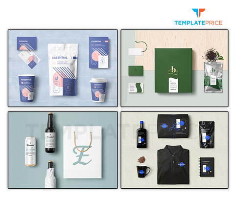 Packaging Mockup - templateprice