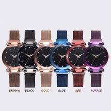 Load image into Gallery viewer, 🎁Anniversary  Buy 1 Get 1 Free🎁👉👉Bejewelled Starry Watch
