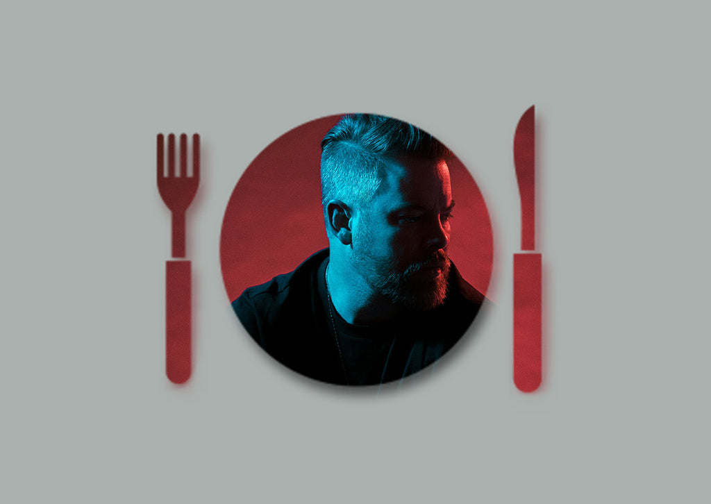 David Cook New EP: 1-on-1 Virtual Dinner (illustrative)