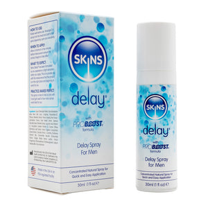 Skins Delay® - Natural Spray
