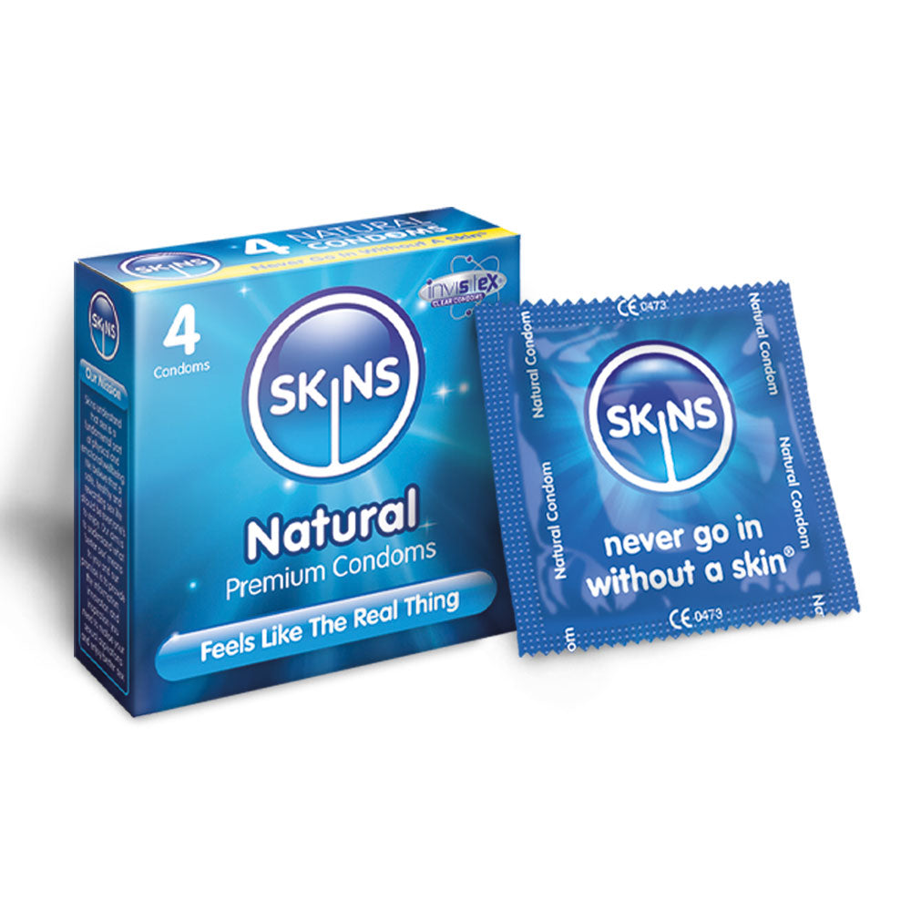 Skins Condoms - Natural