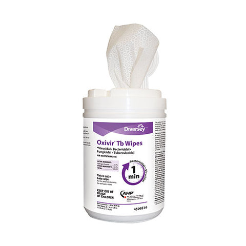 OXIVIR WIPES-TOALLAS DESINFECTANTES