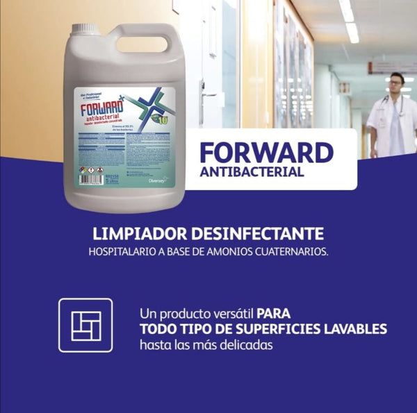 FORWARD – LIMPIADOR DESINFECTANTE DESODORANTE