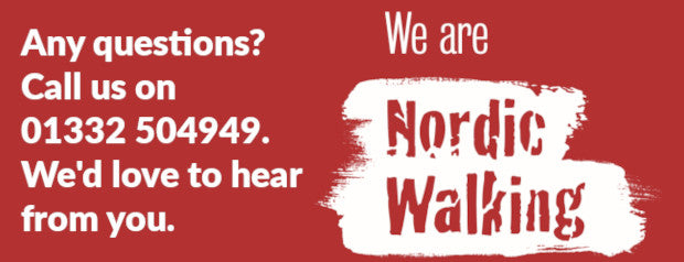 We Are Nordic Walking