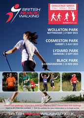 British Nordic Walking Challenge Series 2015