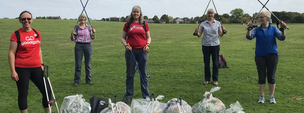 Exe Nordic Walking and GoodGym