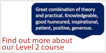 Find out about Level 2 course