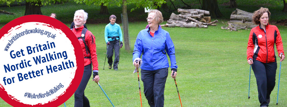 Nordic Walking for Better Health