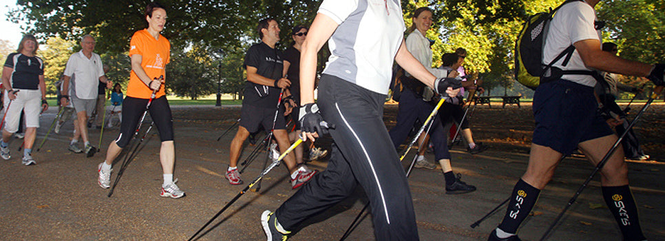 INWA 10 Step Method Nordic Walking