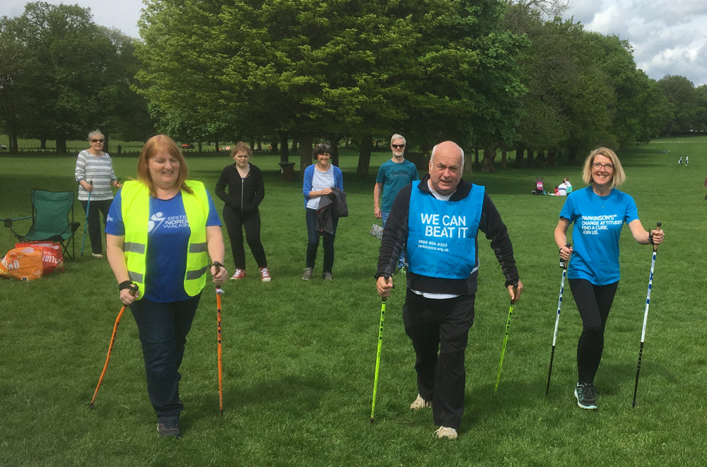 Nordic Walking and Parkinson's