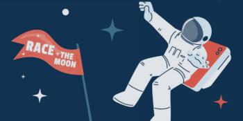 Race the moon challenge for Parkinson's