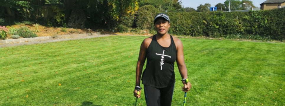 YvonneB British Nordic Walking instructor