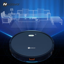 Load image into Gallery viewer, X500 Robot Vacuum Cleaner 3000PA Powerful Suction 3in1 Auto Charge vacuum - Ainnabila ∣ Underwear Storage Box Compartment
