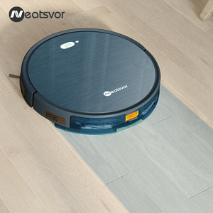 X500 Robot Vacuum Cleaner 3000PA Powerful Suction 3in1 Auto Charge vacuum - Ainnabila ∣ Underwear Storage Box Compartment