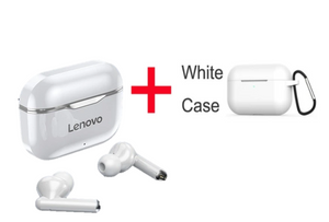 LENOVO Dual Stereo Bluetooth Wireless Sporty Earbuds - Ainnabila ∣ Underwear Storage Box Compartment