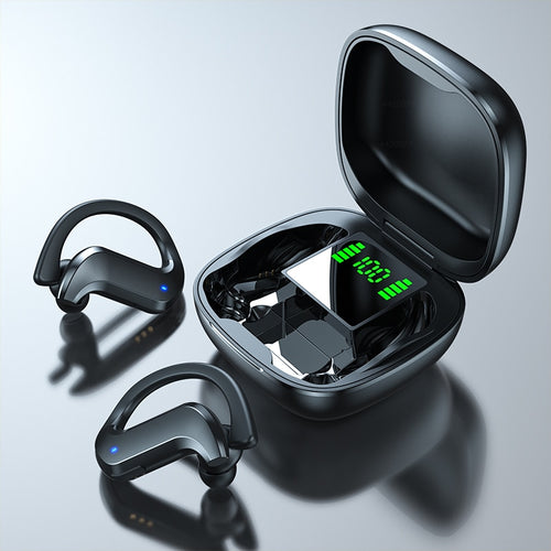 9D HiFi Stereo Sport Headset - Wireless Bluetooth Headphone - Ainnabila ∣ Underwear Storage Box Compartment