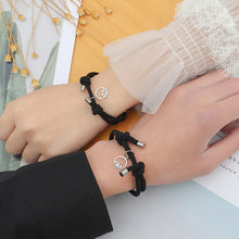 Load image into Gallery viewer, Attraction Bracelet Magnetic Bracelet Lover Jewelry - Ainnabila ∣ Underwear Storage Box Compartment