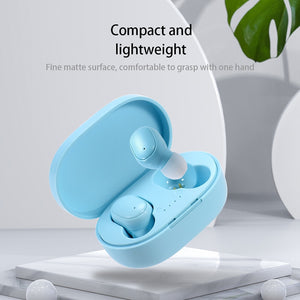 Sports Maniac Wireless Bluetooth Earbuds - Ainnabila ∣ Underwear Storage Box Compartment