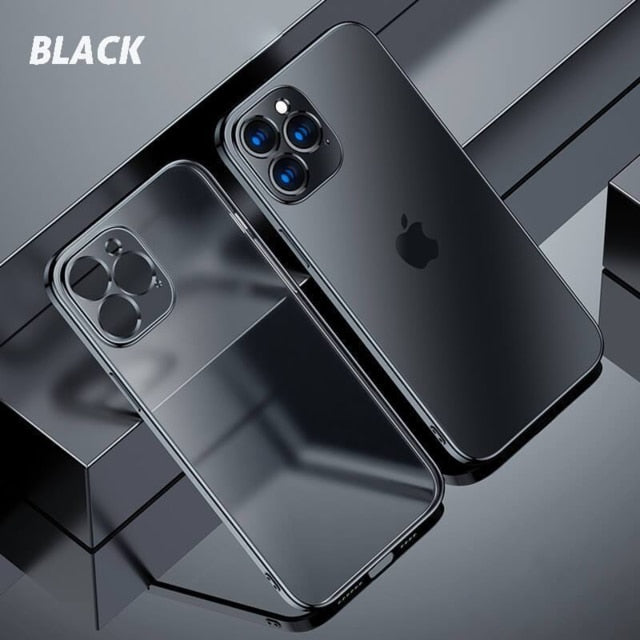 🔥🔥 Premium TPU Anti-fingerprint  iPhone Case - Ainnabila ∣ Underwear Storage Box Compartment