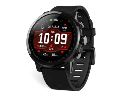 AMAZING Sturdy Sporty Smartwatch - Ainnabila ∣ Underwear Storage Box Compartment