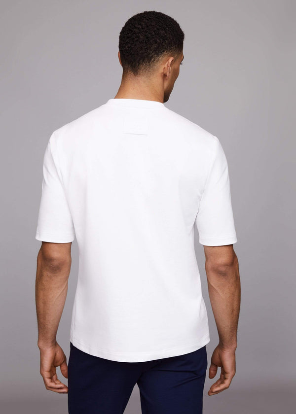 DNA 2 LOGO T-SHIRT - WHITE