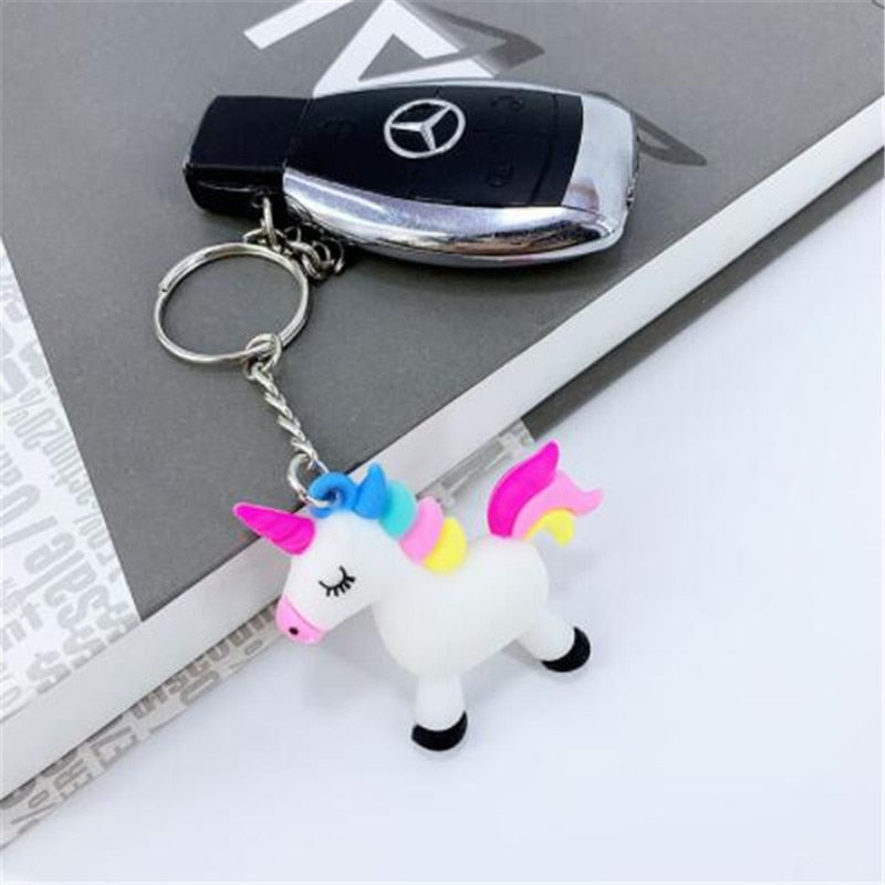 Unicorn Fairytale Keychain