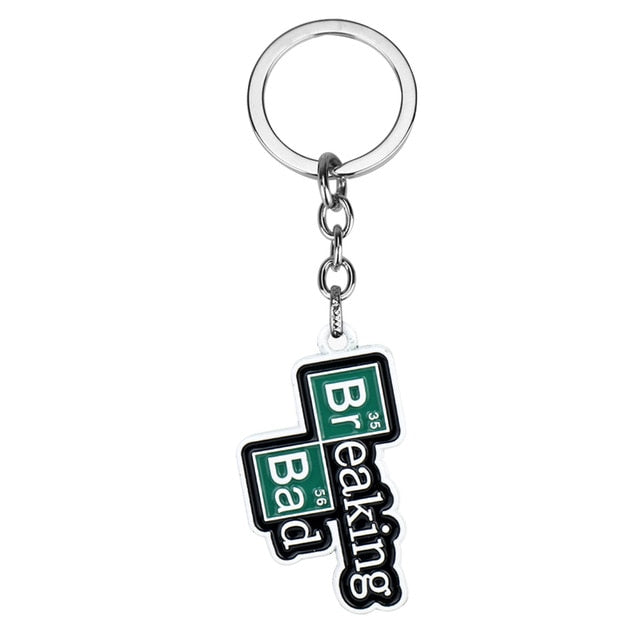 Breaking Bad Keychain