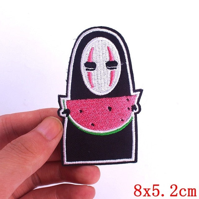 Funky Embroidered Patches For Clothing