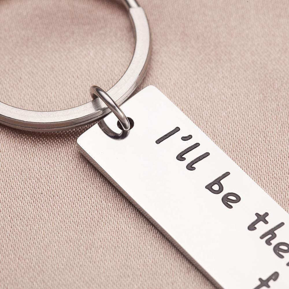"""I'll Be There For You"" F.R.I.E.N.D.S Keychain"