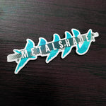 METALSHADE Sticker