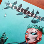 MetalShade #1 - Alexa Lo Variant [Regular]