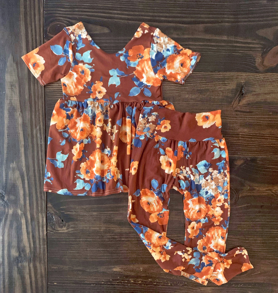 Floral Lounge Set RTS