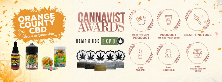 CBD award winning