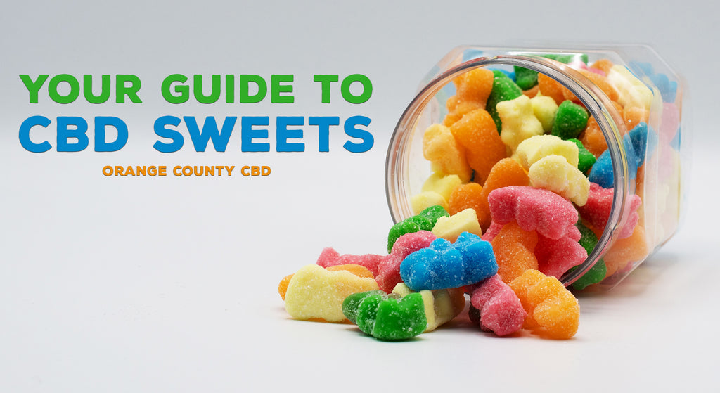 CBD sweets guide