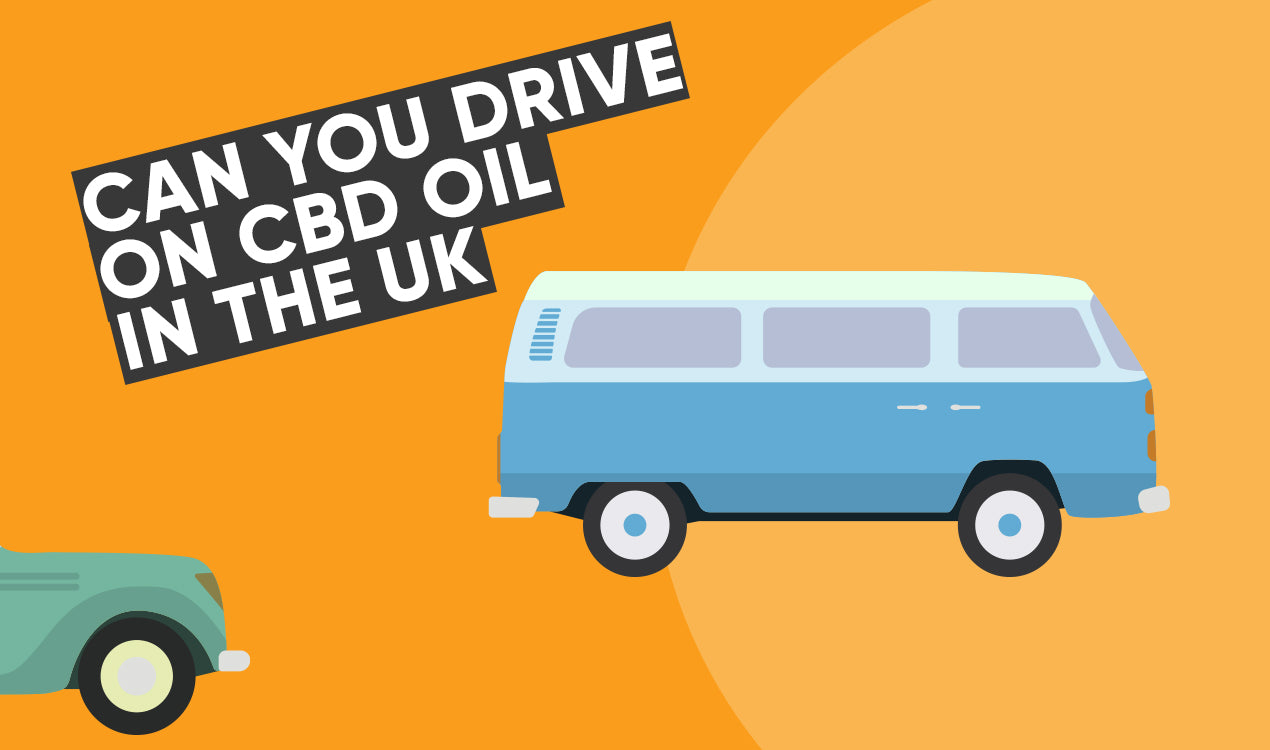 Can you drive on CBD oil in the UK