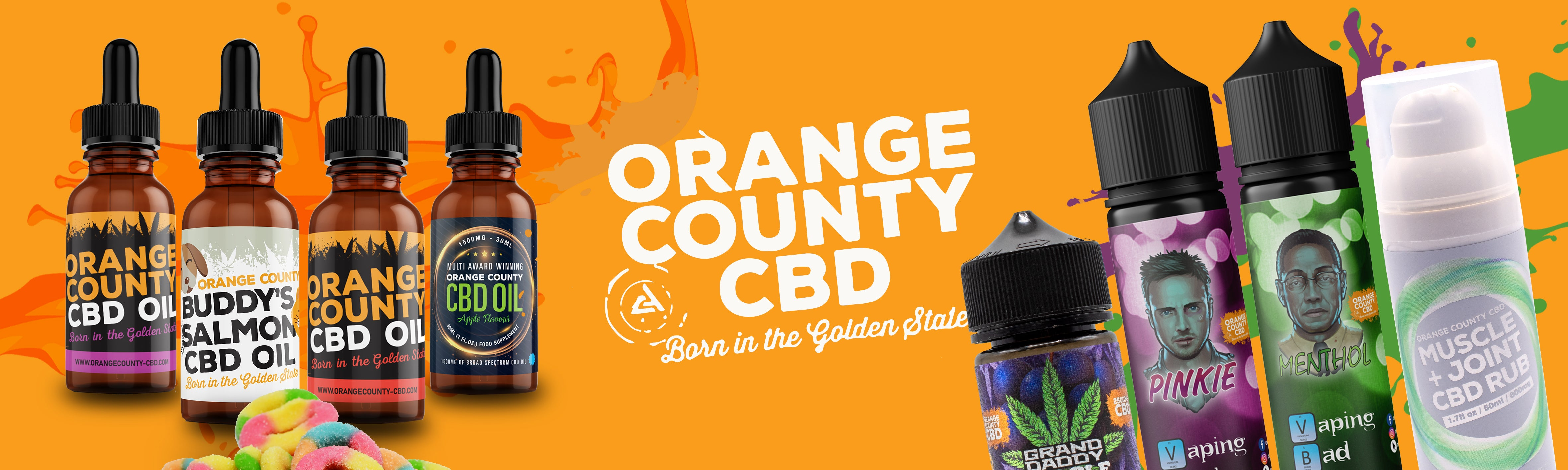 Orange County CBD