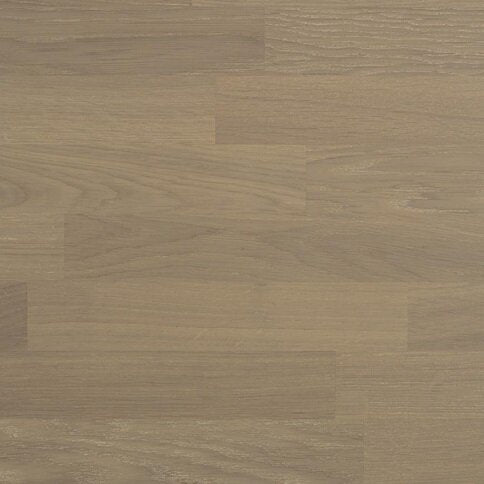 3m x 40mm Pre-finished Grey Oak Solid Wood Worktop
