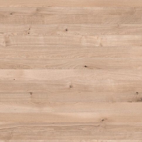 3m x 38mm Full Bullnose Natural Oak Laminate Kitchen Worktop