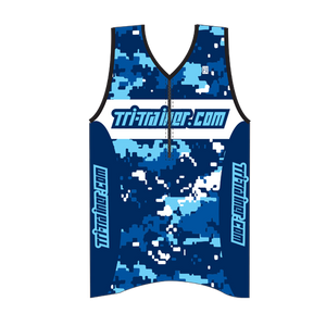Tri Trainer Womens Sprint Tri Top