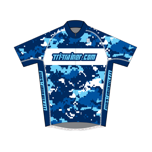 Tri Trainer Womens Pro Race Jersey