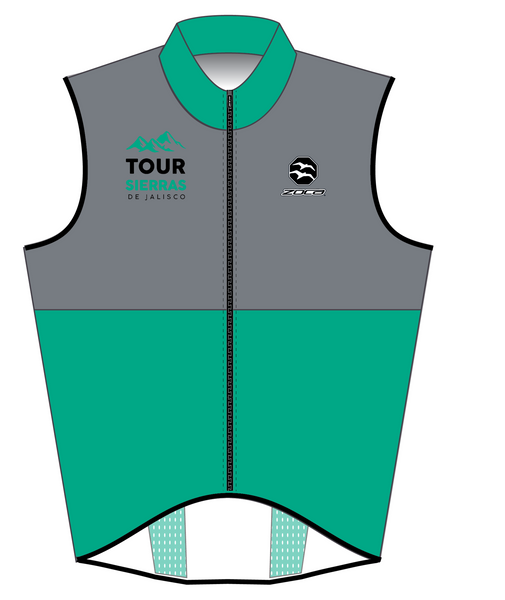 Sierra Men's Tour Vest