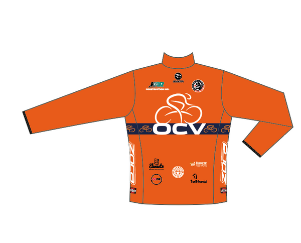 OCV Men's Windbreaker Tour Jacket